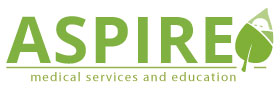 Aspire Medical Services and Education Logo